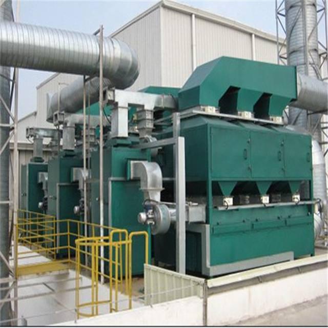 发电厂锅炉伟德备用处理项目