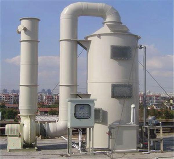 水循环喷淋塔,水循环多功能喷淋塔生产厂家